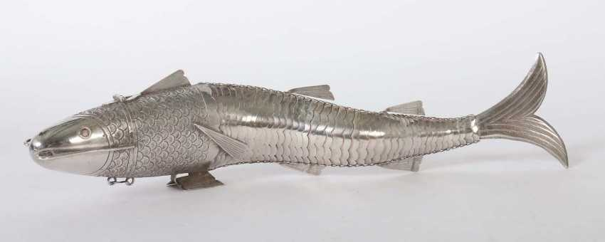 Great link fish as the container 20. Century - photo 1