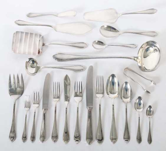 Extensive range of dining Cutlery for 12 persons, Jakob Grimminger - photo 1
