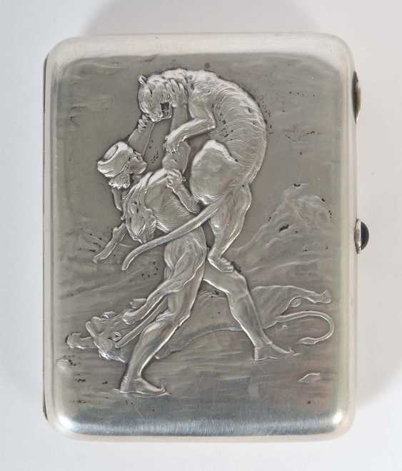 Cigarette Case Russia - photo 1