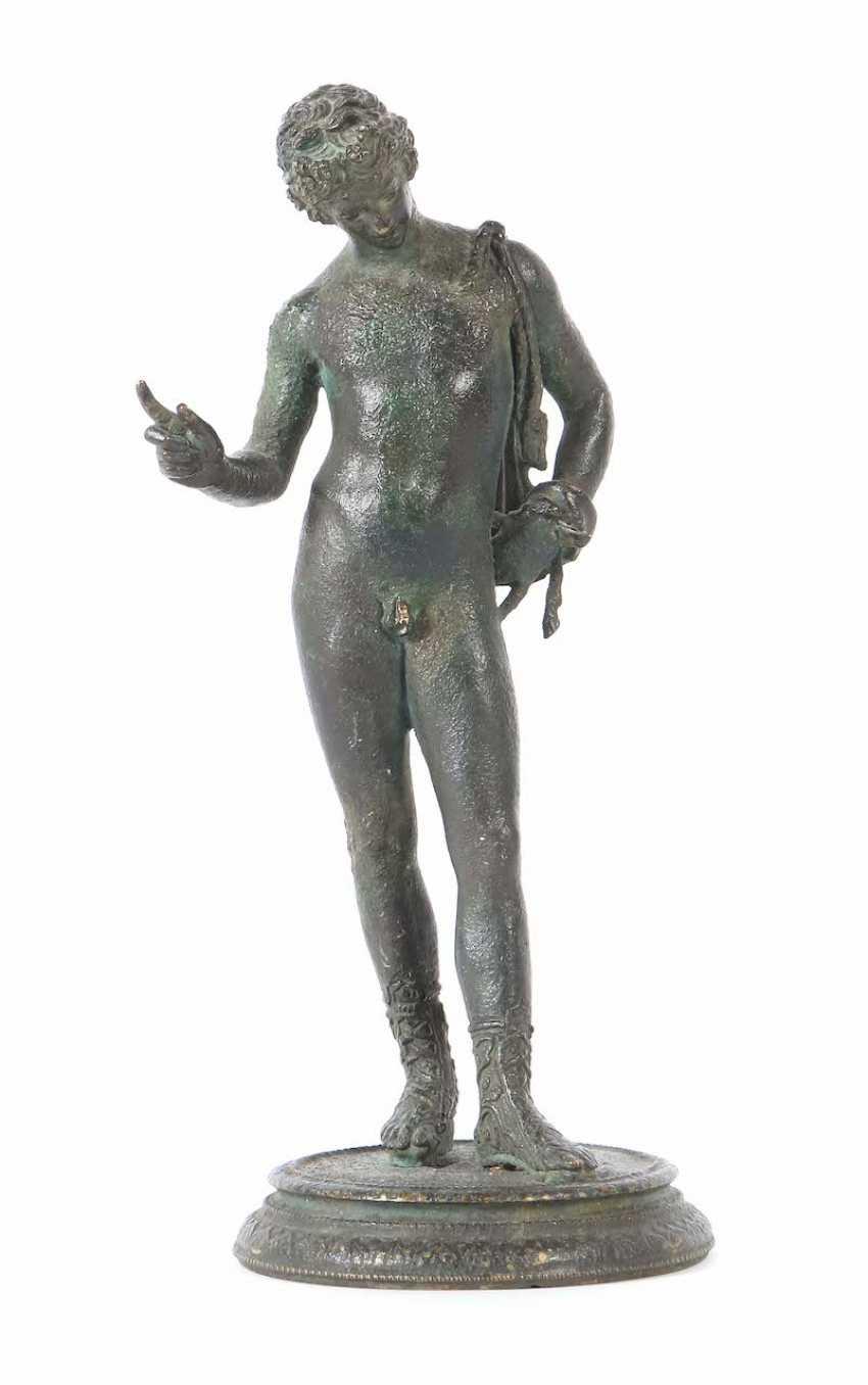 "Sculptor of the 19th century./20. Century ""Dionysus"" - photo 1"