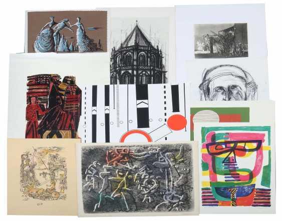 Various artists of the 20th century./21. Century, among others, Josip Restek - photo 1