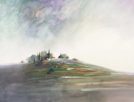 "Painter of the 20th century. Century ""Italian Landscape"" - photo 1"