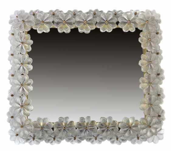 Lighted wall mirror, Italy - photo 1