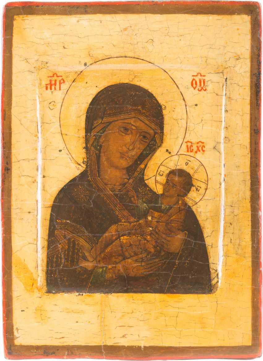 ICON OF THE MOTHER OF GOD BARLOWSKAJA - photo 1