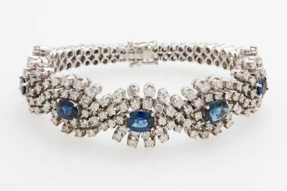 Bracelet set with Diam.-Brilliant