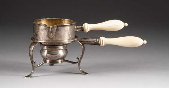 STICK PAN OF CHAFING DISH WITH BURNER - photo 1