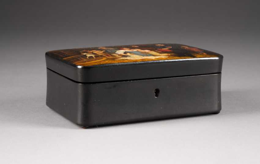 LACQUER BOX, 'THE BAD NEWS' - photo 2