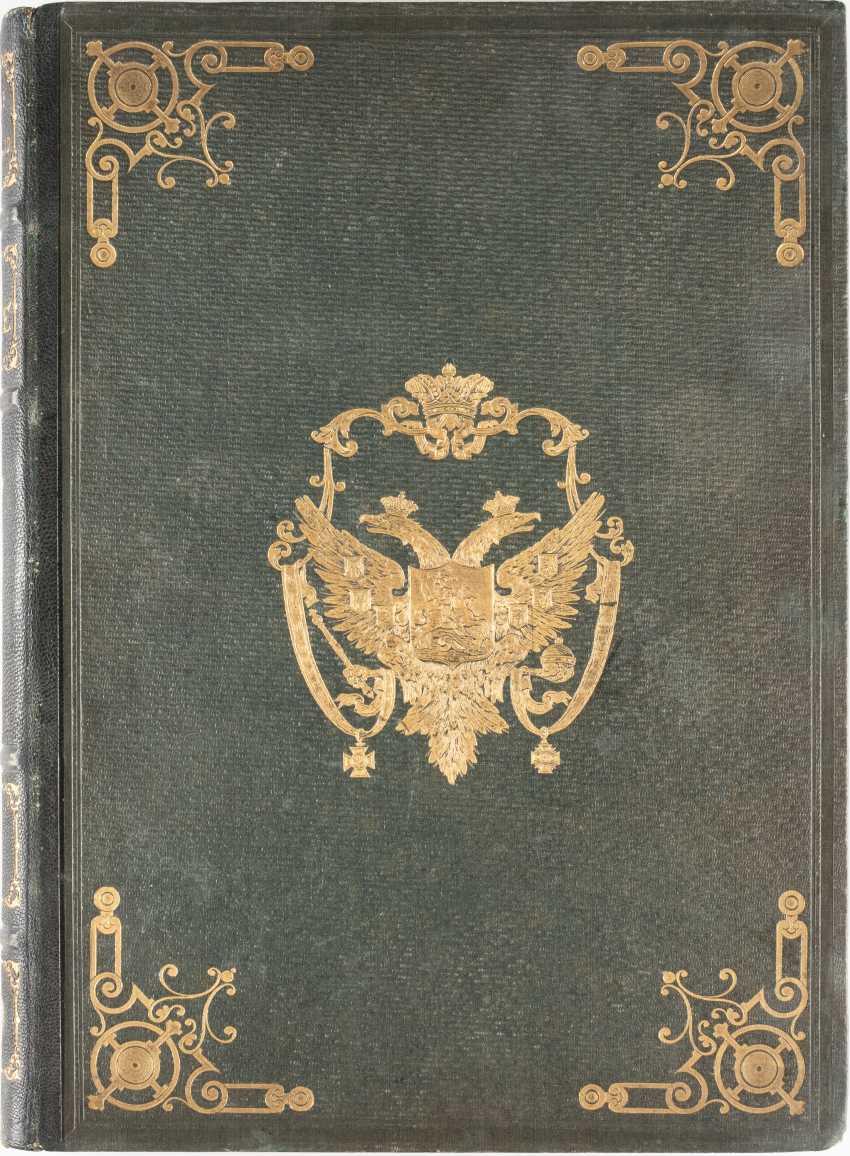 TWO VOLUMES: PIOTRE ARTAMOF. LA RUSSIE HISTORIQUE, MONUMENTALE ET PITTORESQUE, Paris, France, 1862-1865 - photo 2