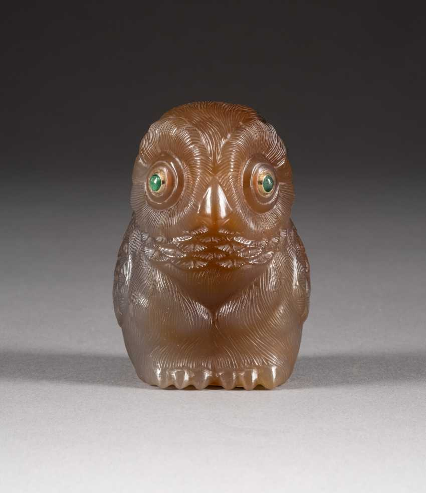 FIGURE OF AN OWL - photo 1
