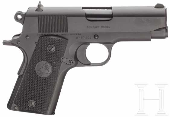 Colt M 1991 A 1 Compact, im Koffer - photo 2