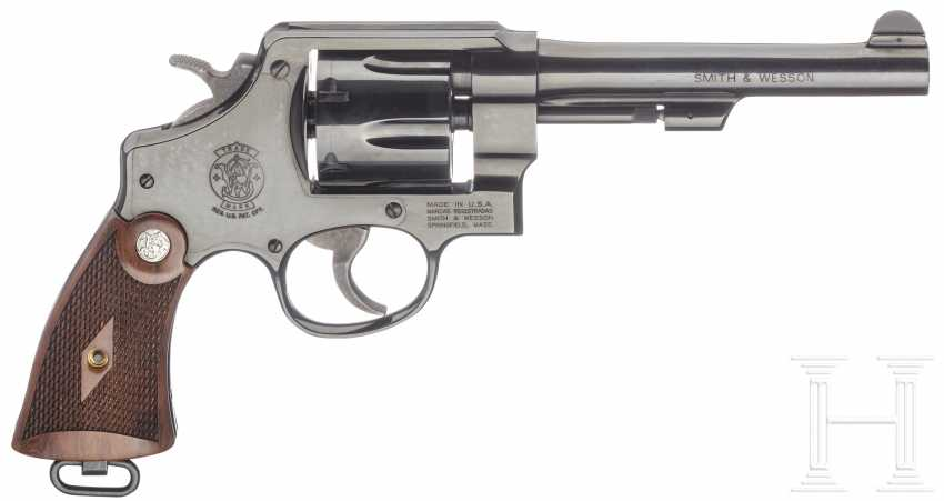 "Smith & Wesson Modell 22-4, ""The Model 1950 Army"" - photo 2"