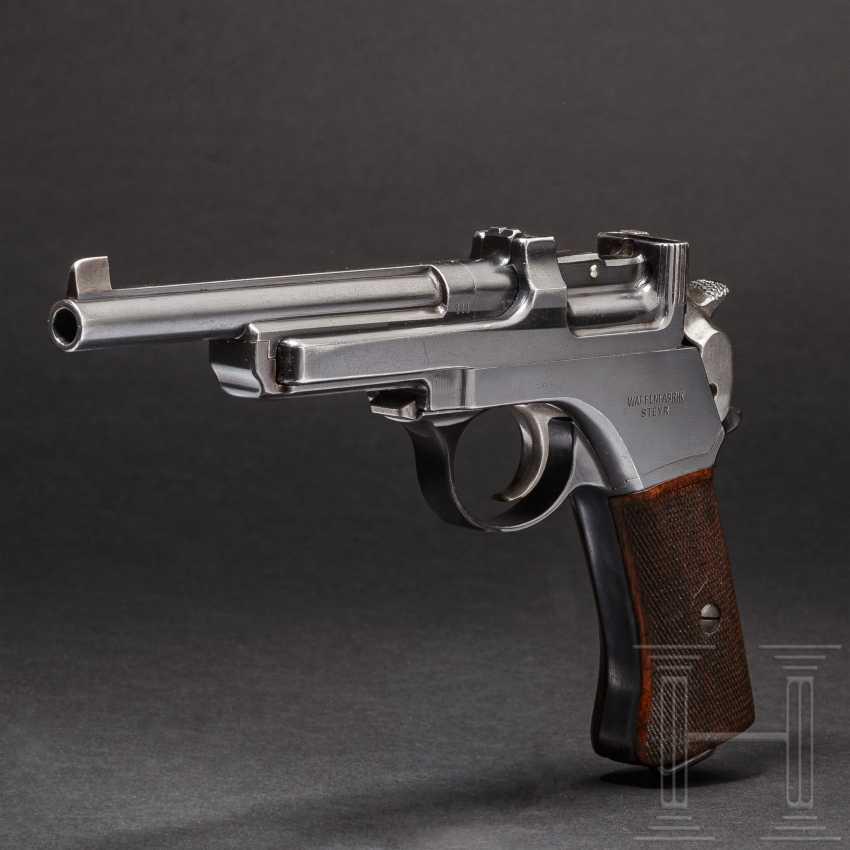 Mannlicher model 1901, Prussian test weapon - photo 1