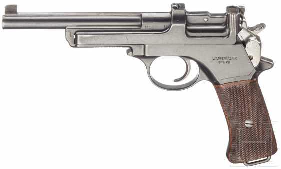 Mannlicher model 1901, Prussian test weapon - photo 2