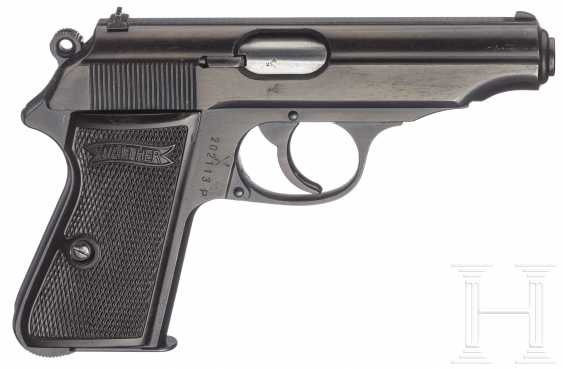 Walther PP ZM, caliber 9 mm, with bag - photo 2