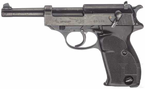 Walther P 38 Zero Series, 2. Version, with case bag - photo 1