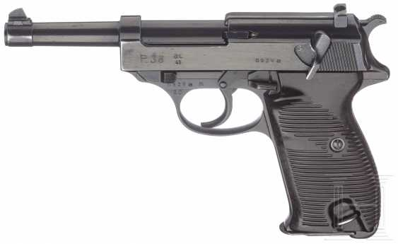"Walther P 38, Code ""ac - 41"", with bag - photo 1"