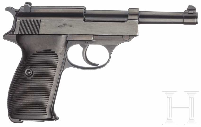 "Walther P 38, Code ""ac - 41"", with bag - photo 2"