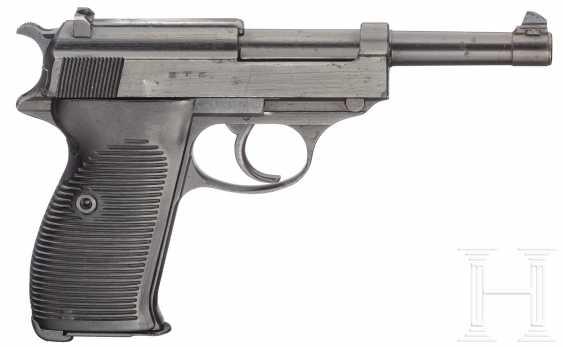 "Zella Mehlis Walther P 38, code ""AC 42"" - photo 2"