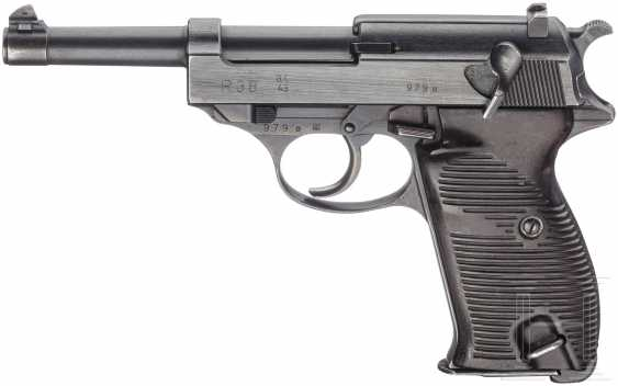"""Walther P 38, Code """"ac 43"""", 1. Execution - photo 1"""