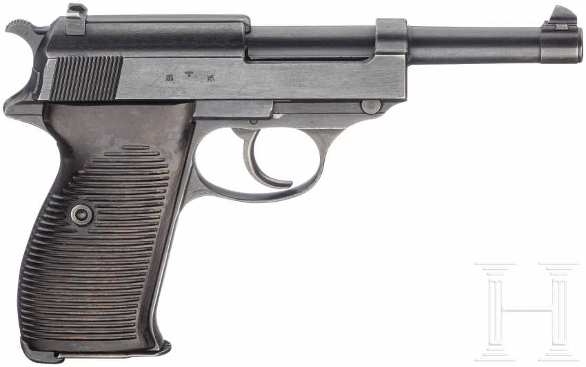 """Walther P 38, Code """"ac 43"""", 1. Execution - photo 2"""