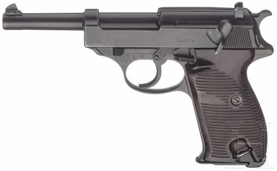 "Walther P 38, Code ""ac 43"", with bag - photo 1"