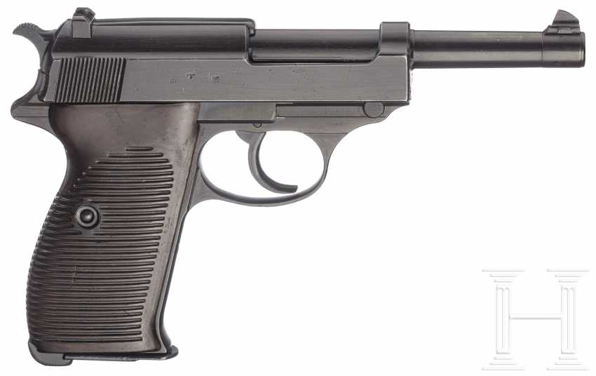 "Walther P 38, Code ""ac 43"", with bag - photo 2"