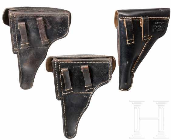 Three pockets on the P 38 - photo 2