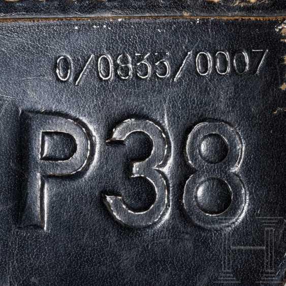 Three pockets on the P 38 - photo 5