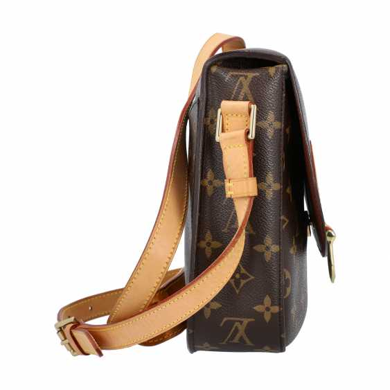 "LOUIS VUITTON shoulder bag ""SAINT-CLOUD"", collection: 2000. - photo 3"