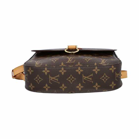 "LOUIS VUITTON shoulder bag ""SAINT-CLOUD"", collection: 2000. - photo 5"