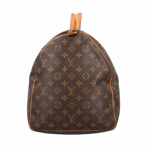 """LOUIS VUITTON weekend bag """"KEEPALL 55"""", collection: 1990, current price: 1.140,-€. - photo 3"""