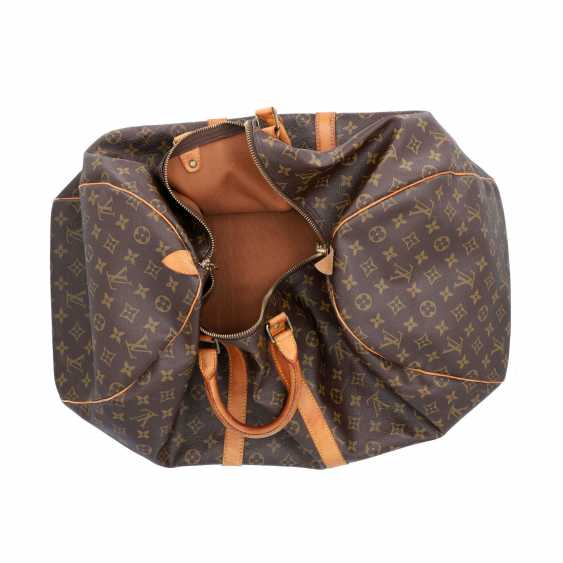 """LOUIS VUITTON weekend bag """"KEEPALL 55"""", collection: 1990, current price: 1.140,-€. - photo 6"""