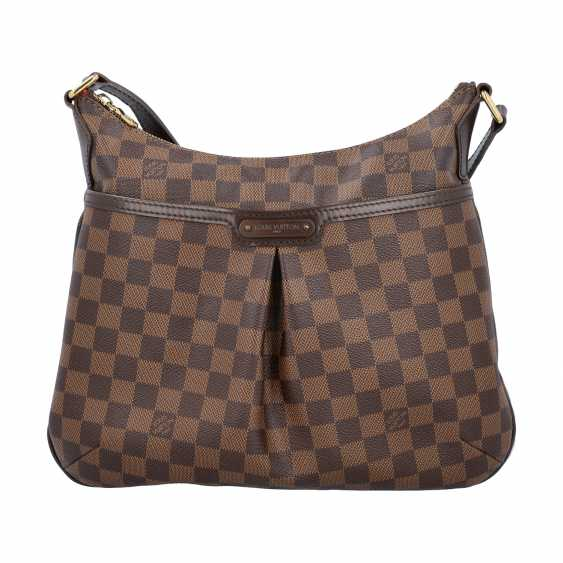 """LOUIS VUITTON shoulder bag """"BLOOMSBURY"""", collection: in 2009, original price: about 1000,-€. - photo 1"""