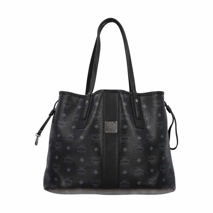 "MCM reversible shopper ""LIZ"", current new price: 695,-€. - photo 6"