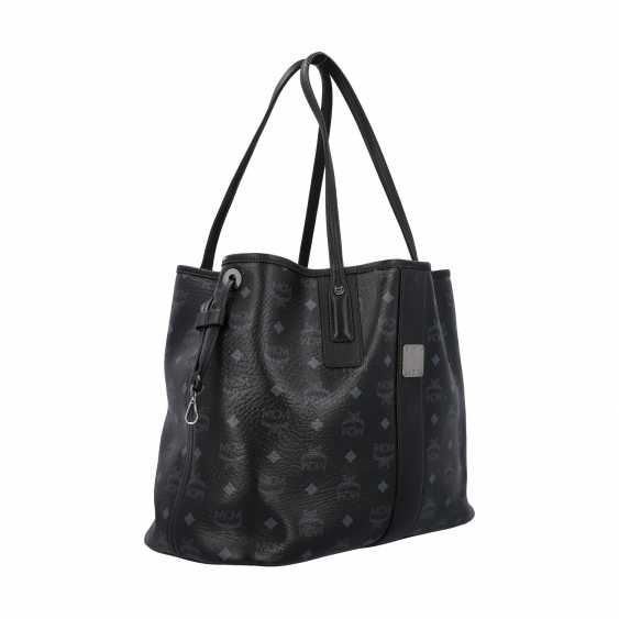 "MCM reversible shopper ""LIZ"", current new price: 695,-€. - photo 1"