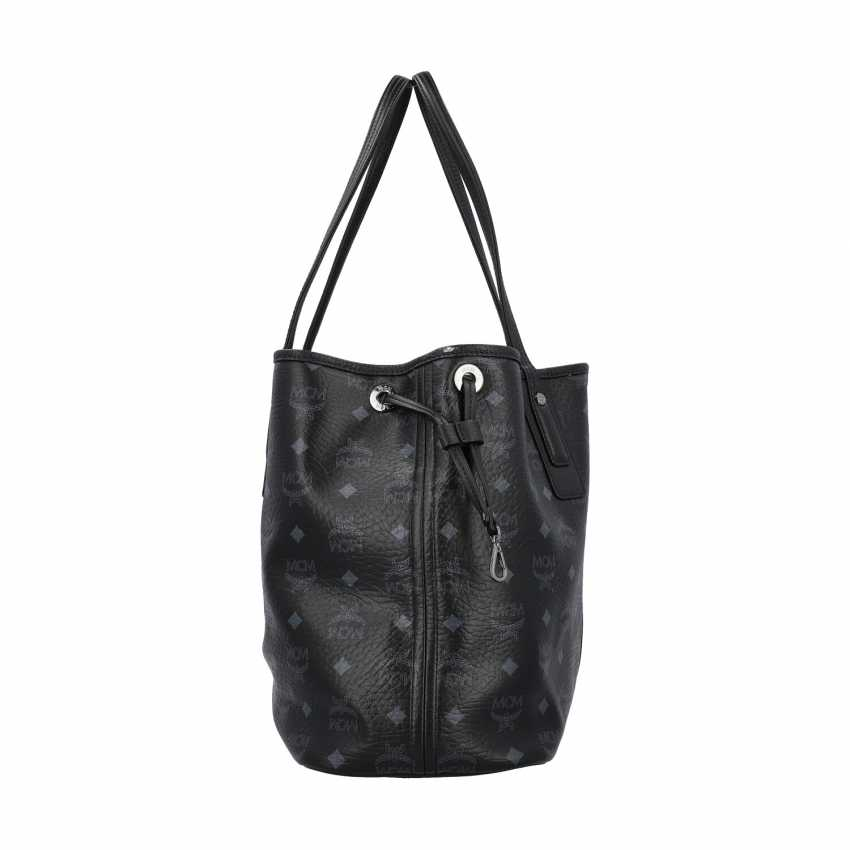 "MCM reversible shopper ""LIZ"", current new price: 695,-€. - photo 2"