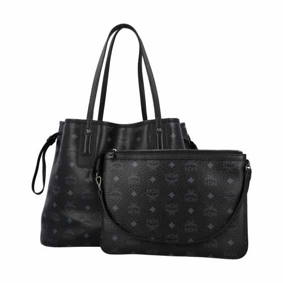 "MCM reversible shopper ""LIZ"", current new price: 695,-€. - photo 3"