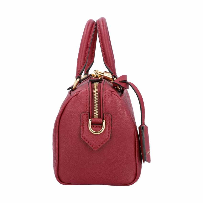 """LOUIS VUITTON handbag """"SPEEDY 20 BAND."""", Collection in 2016. - photo 3"""
