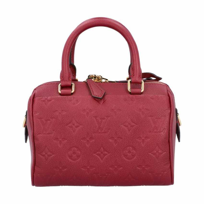 """LOUIS VUITTON handbag """"SPEEDY 20 BAND."""", Collection in 2016. - photo 4"""