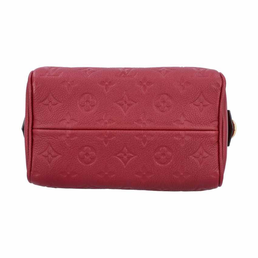 """LOUIS VUITTON handbag """"SPEEDY 20 BAND."""", Collection in 2016. - photo 5"""