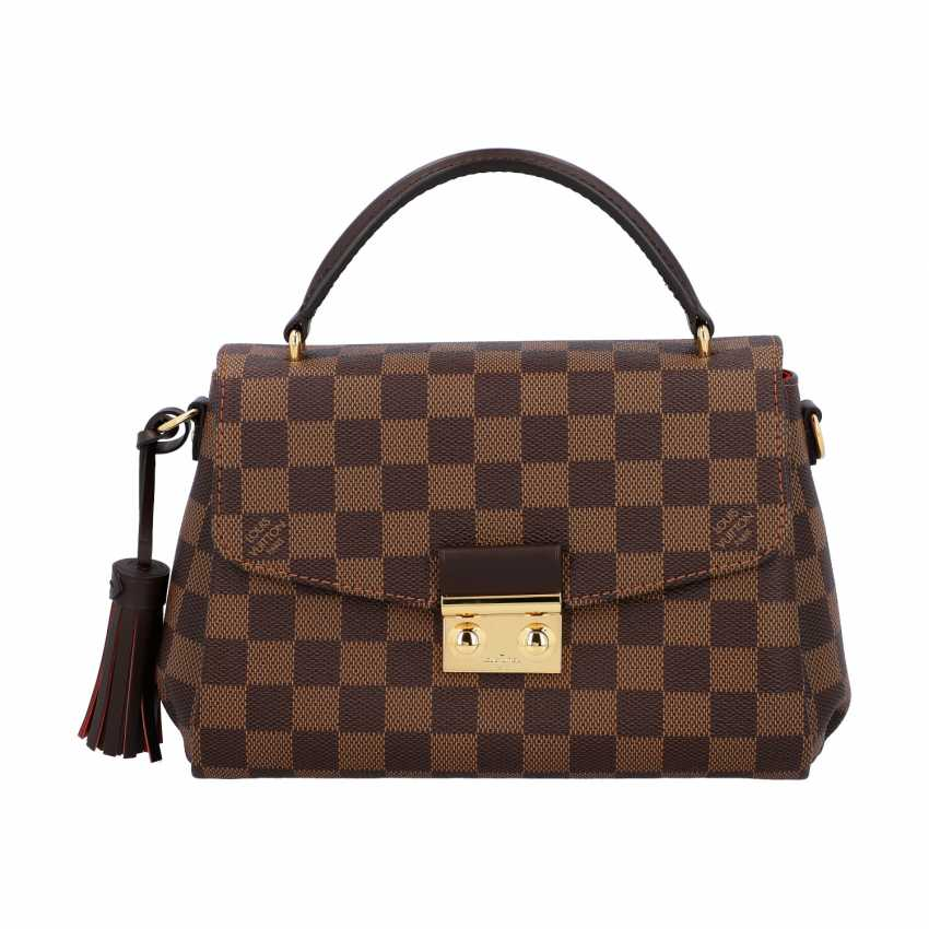 """LOUIS VUITTON handbag """"CROISETTE"""", in the collection in 2016. - photo 1"""