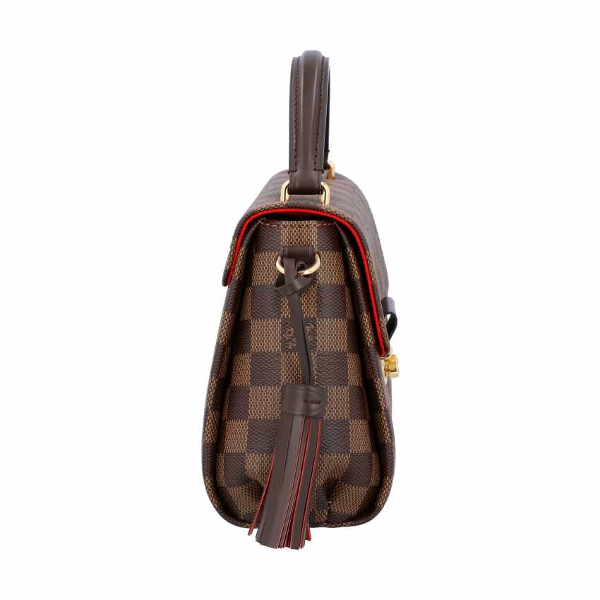 """LOUIS VUITTON handbag """"CROISETTE"""", in the collection in 2016. - photo 3"""