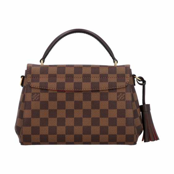"""LOUIS VUITTON handbag """"CROISETTE"""", in the collection in 2016. - photo 4"""