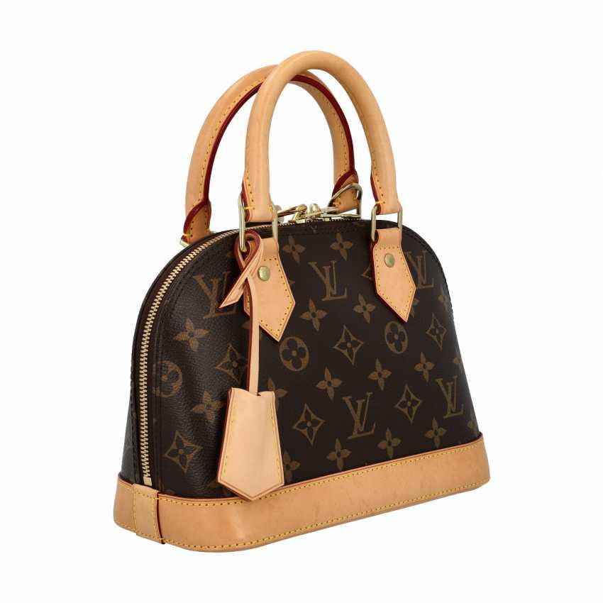 """LOUIS VUITTON handbag """"ALMA BB"""", collection 2013. - photo 2"""