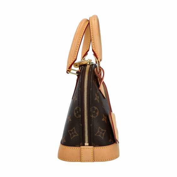 """LOUIS VUITTON handbag """"ALMA BB"""", collection 2013. - photo 3"""
