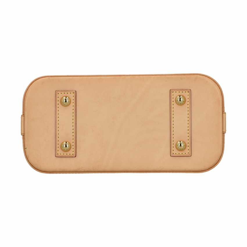 """LOUIS VUITTON handbag """"ALMA BB"""", collection 2013. - photo 5"""