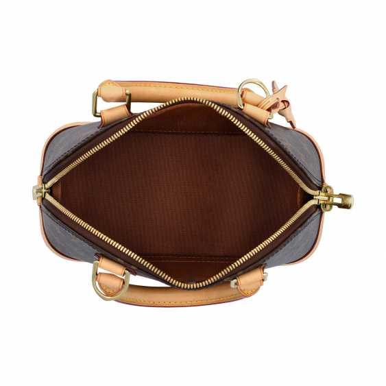 """LOUIS VUITTON handbag """"ALMA BB"""", collection 2013. - photo 6"""