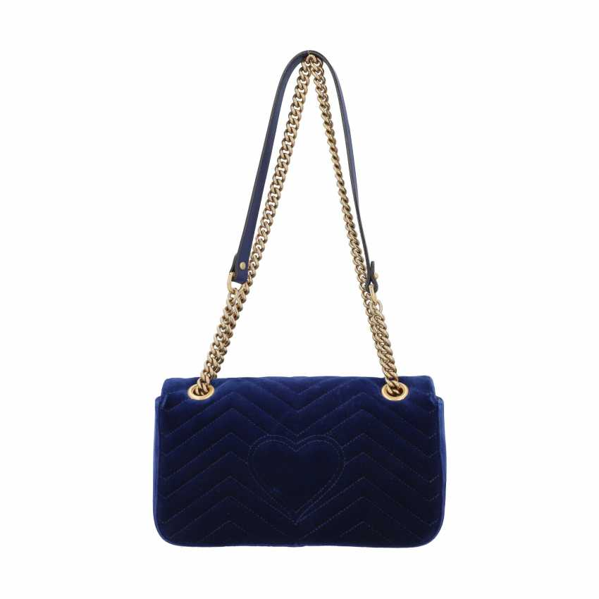 """GUCCI shoulder bag """"GG MARMONT"""", current new price: 1.390,-€. - photo 4"""