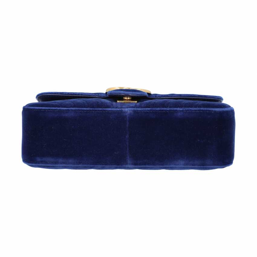 """GUCCI shoulder bag """"GG MARMONT"""", current new price: 1.390,-€. - photo 5"""