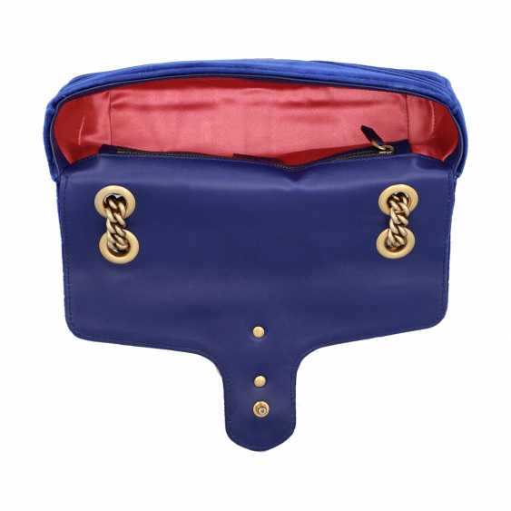 """GUCCI shoulder bag """"GG MARMONT"""", current new price: 1.390,-€. - photo 6"""